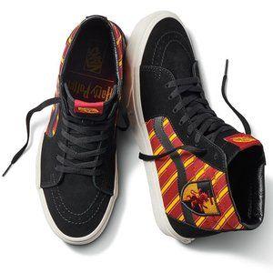 VANS x Harry Potter Gryffindor Sk8-Hi Skate Shoes